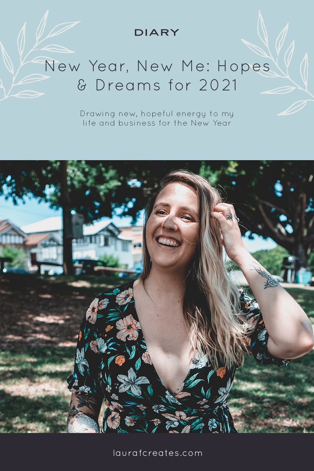 New Year, New Me: Hopes and Dreams for 2021