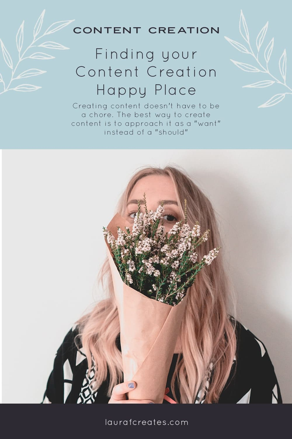 How to find your content creation happy place?