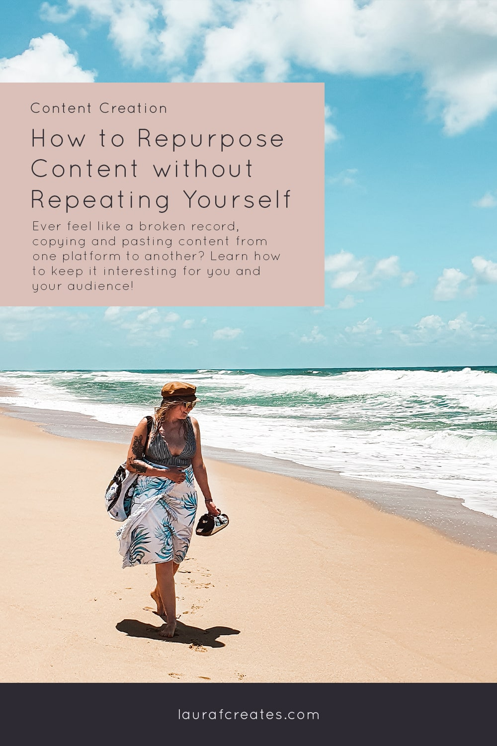 How to repurpose your content without repeating yourself