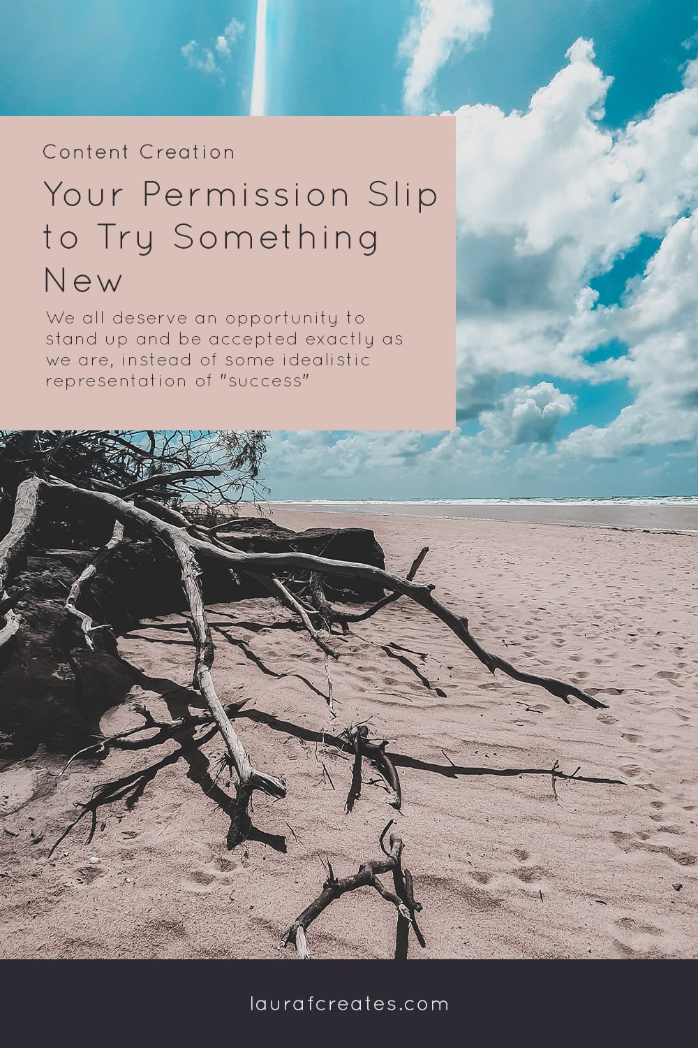 Permission Slip for Content Creation Digital Marketing Tips