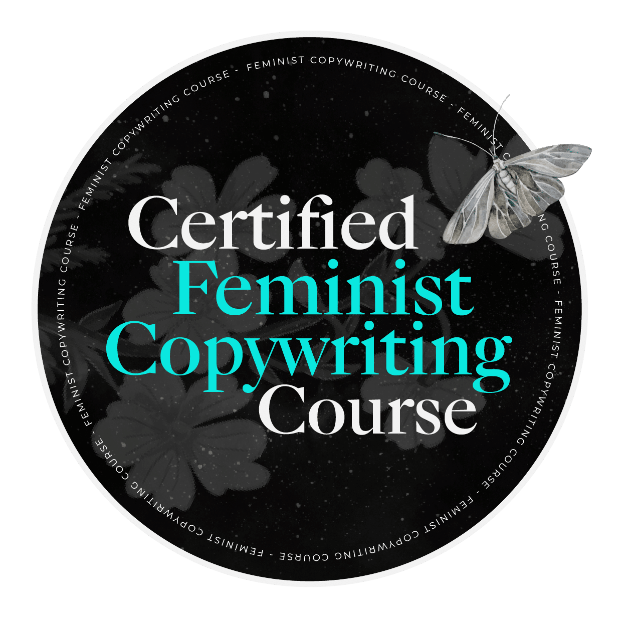 Certified Feminist Copywriting course