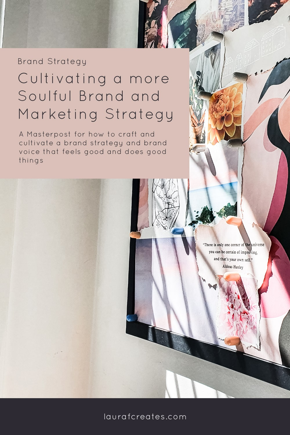 Cultivating a more Soulful Brand and marketing strategy