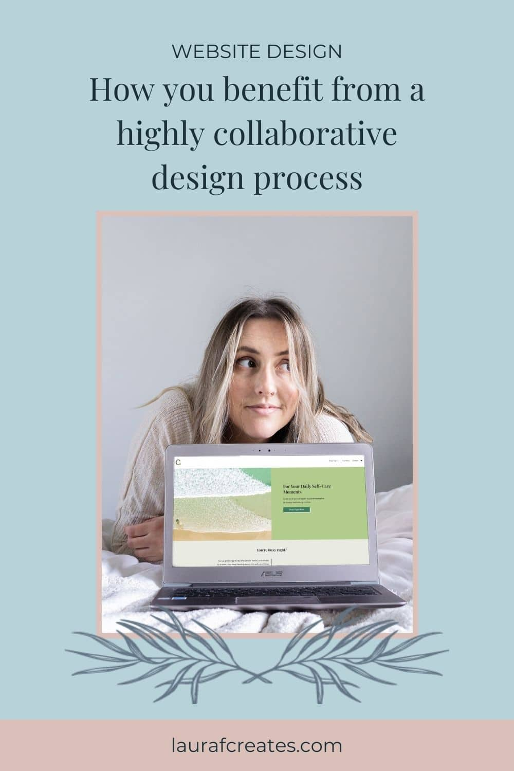 How can a highly collaborative website design process help you?