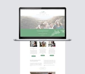 Smile by Design Website Design
